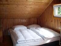 Podkrovní apartmán - pronájem chalupy Javorník na Šumavě