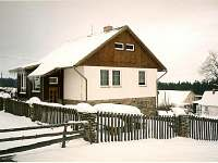 ubytování Javorník na Šumavě Chalupa k pronajmutí