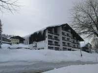 Strážný - Mitterf jarní prázdniny 2022 ubytování