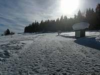 Mitterfirmiansreut v zimě - Strážný - Mitterfirmianstreut