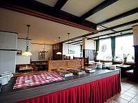 Restaurace v přízemí hotelu - Strážný - Mitterfirmianstreut