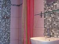 koupelna - apartmán k pronájmu Železná Ruda