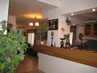 Vchod k obývacímu prostoru