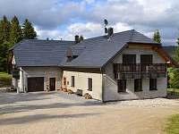 Dovolená pro rybáře na Teplé Vltavě: Rekreační dům na horách - Kvilda