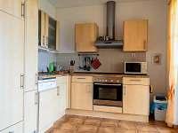 Kuchyně - rekreační dům ubytování Černá v Pošumaví