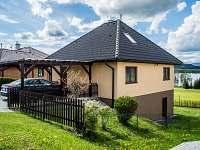 Rekreační dům na horách - okolí Hůrky u Lipna