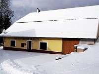 Ubytování Vltava Teplá na chalupě k pronájmu - Horní Vltavice