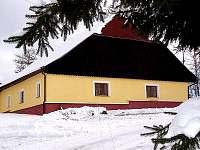 Chalupa Pod Mlýnským vrškem Horní Vltavice