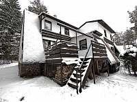 Chata Lojzovy Paseky - ubytování Frymburk
