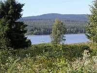 Jezero cca 100 m - chata k pronájmu Frymburk
