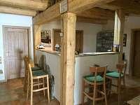 Chalupa Hamry - spolecne prostory - jidelna - 08 - ubytování Hamry na Šumavě
