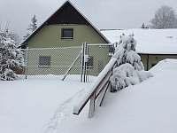 Chalupa k pronajmutí - zimní dovolená Svatý Tomáš