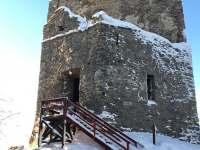 Ubytování v hájovně - chalupa - 34 Svatý Tomáš