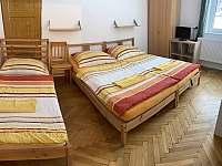 Ubytování v hájovně - chalupa - 21 Svatý Tomáš