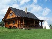 ubytování Rychnov u Nových Hradů ve srubu k pronajmutí