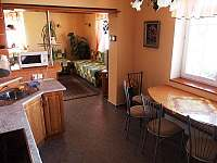 Kuchyň v apartmánu - Nezdice na Šumavě