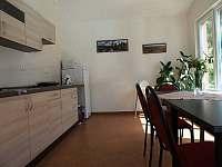 Kuchyňka a posezení pro Vaše účely - Nezdice na Šumavě
