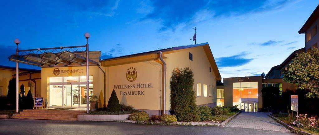 Wellness Hotel  Ef Bf Bdumava