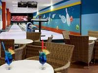 Wellness Hotel Frymburk bowling -