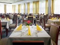 Wellness Hotel Frymburk restaurace -
