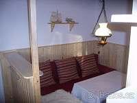 Chata - celkový pohled - ubytování Hnačov