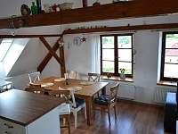 Levné ubytování Lom Čimické jezírko Apartmán na horách - Nezdice na Šumavě