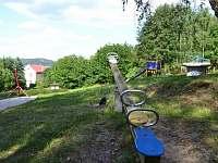 veřejné hřiště 200m