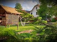 zahrada - Nezdice na Šumavě