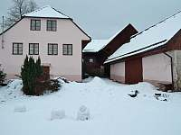 ubytování Skiareál Kašperské Hory v apartmánu na horách - Nezdice na Šumavě