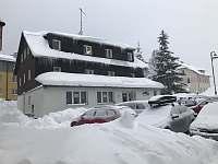 Penzion na horách - zimní dovolená Kvilda