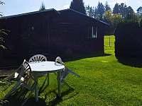 ubytování s bezbariérovým ubytováním Šumava