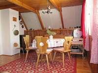 Chata Lipno - chata k pronajmutí - 4 Radslav