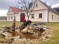Drahotovi - Pohorská Ves - Lužnice