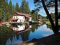 Čeňkova Pila jarní prázdniny 2022 ubytování