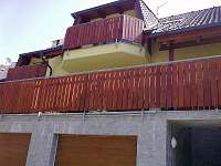 Rekreační dům na horách - okolí Hojsovy Stráže