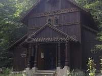 Stožecká kaple -