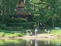 Chata k pronajmutí - Lojzovy Paseky Šumava