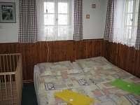 Jedna z ložnic v AP 1 přízemí - Srní