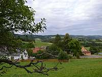Pohled na vesnici Putkov