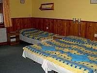 Pokoje pro hosty - chalupa k pronajmutí Prapořiště