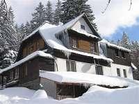 Hájenka v zimě - ubytování Špičák