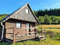 Chata k pronajmutí - zimní dovolená Zelená Lhota