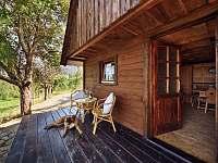 Chata Zelená Lhota - ubytování Zelená Lhota
