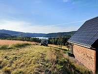 umístění chaty - k pronájmu Zelená Lhota
