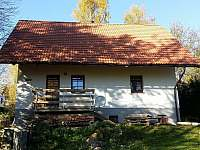 ubytování Frymburk - Svatonina Lhota Chalupa k pronajmutí