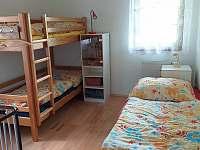 ložnice v přízemí - Frymburk - Svatonina Lhota
