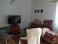 obývací pokoj - pronájem chalupy Frymburk - Svatonina Lhota