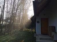 ranní klid - Frymburk - Svatonina Lhota