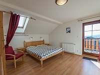 ložnice 2 vila 205 Villa park Lipno nad Vltavou -