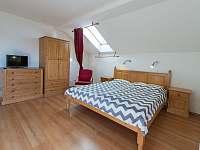ložnice 3 Villa park Lipno nad Vltavou - pronájem vily